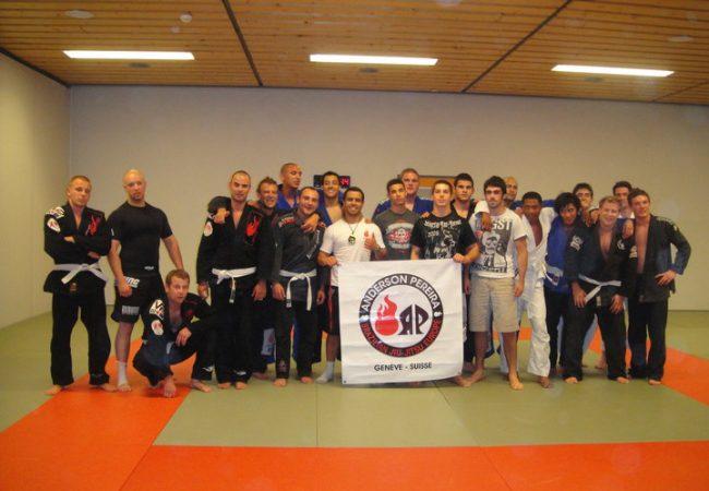 Team Anderson Pereira wins in Neuchatel