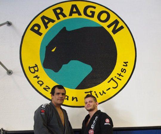New black belt at Paragon BJJ