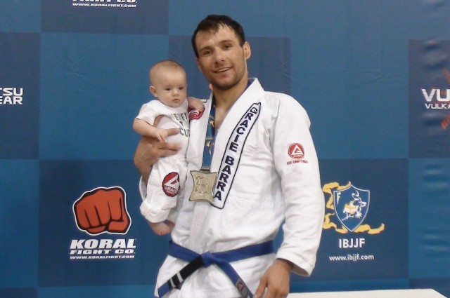 Michael Stratton: Jiu-Jitsu heals the soul