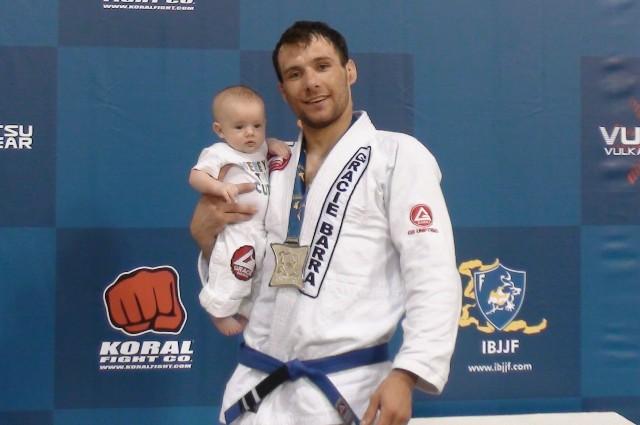 Michael Stratton: Jiu-Jitsu heals the soul