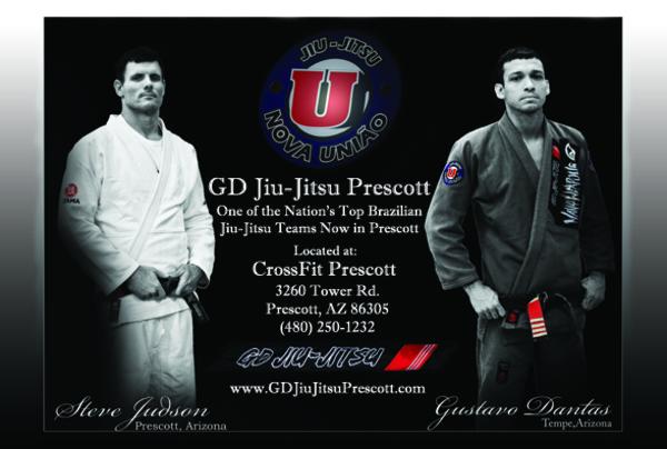 GD Jiu-Jitsu in Prescott
