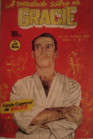 Watch a clip from the Helio Gracie special, airing today in Brazil