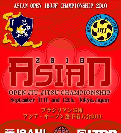 Who's the best Jiu-Jitsu player in Asia?