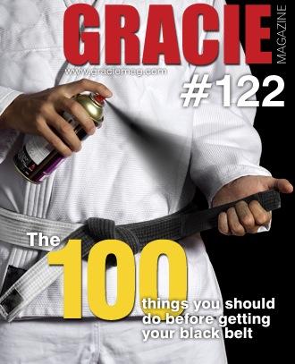 100 things you should do before reaching black belt