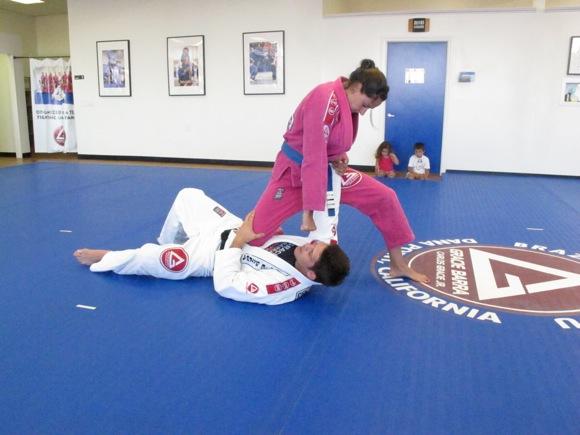 Chame as mulheres da sua vida para treinar Jiu-Jitsu, sem perder a ternura