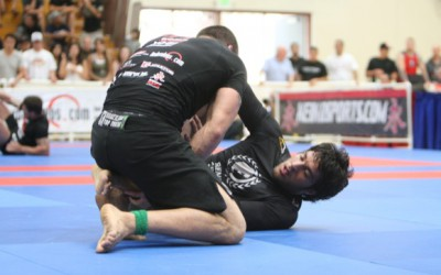 Popovitch and Gregor Gracie face off at UFC Fan Expo