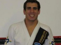 Kenny Florian sticking his neck out in the gi