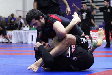 Rolles Gracie to face seasoned opponent