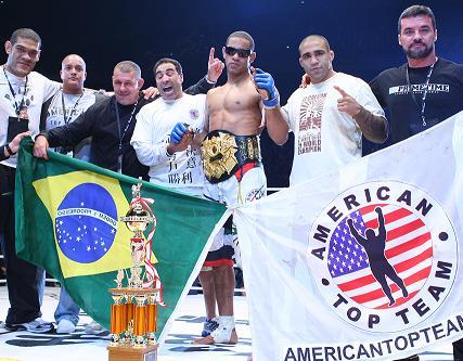 Jorge Santiago back in the UFC