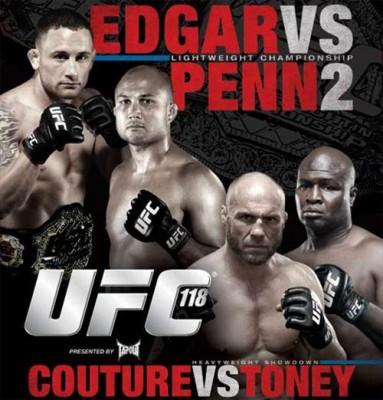 UFC 118: Who takes it?