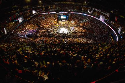 As 10 melhores reações da torcida no MMA moderno