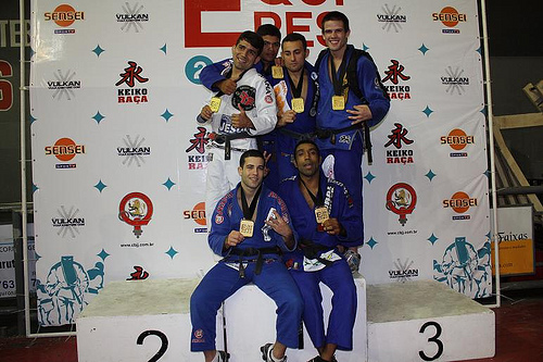 Brazilian lightweight team champion GFTeam comments
