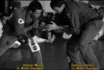 Gustavo Dantas and Robson Moura seminar in North Carolina