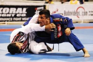 Watch Cobrinha's latest victory