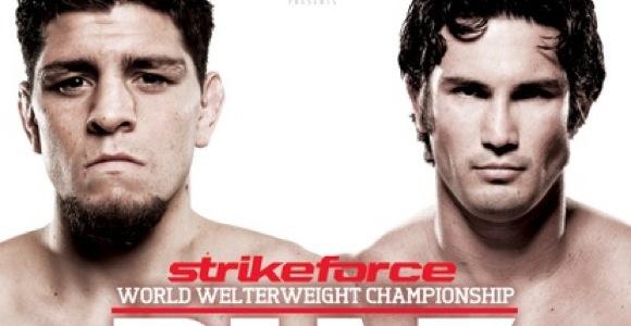 Strikeforce: quem leva a revanche?