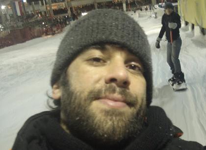 As andanças de Felipe Costa pelo Alasca