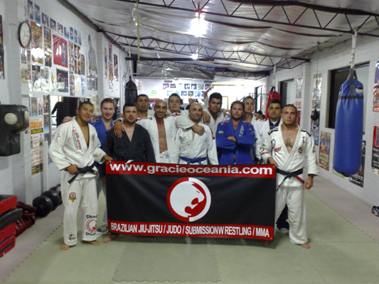 Welcome to Gracie Oceania