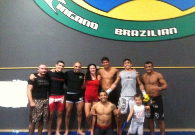 MMA time at Zingano BJJ