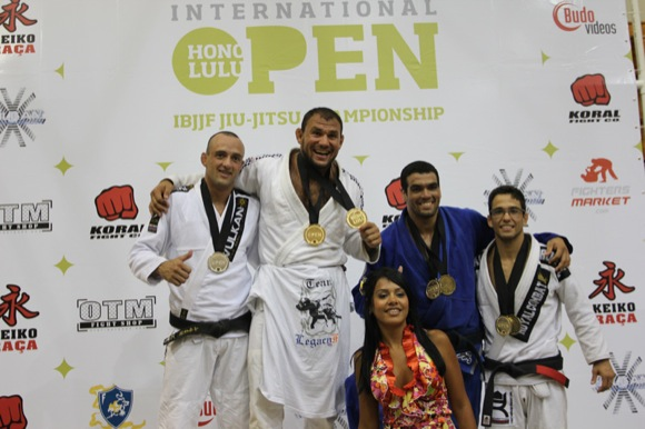 Honolulu Open: Cyborg beats Abmar and reigns in Hawaii