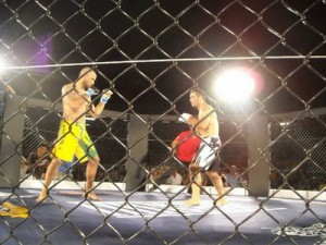 Igor Araújo with another first-round finish