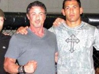 Minotauro breaks down acting experience and puts on gi