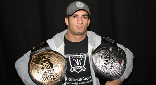 Mousasi new Dream champion; Aoki wins