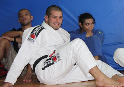 In 2011, Rodolfo wants all the black belt titles missing from his mantel