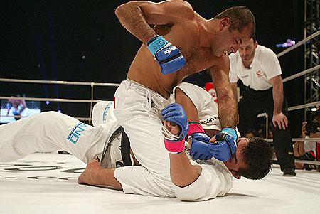 Nas internas: por dentro da rotina do mito do Jiu-Jitsu e UFC Royce Gracie