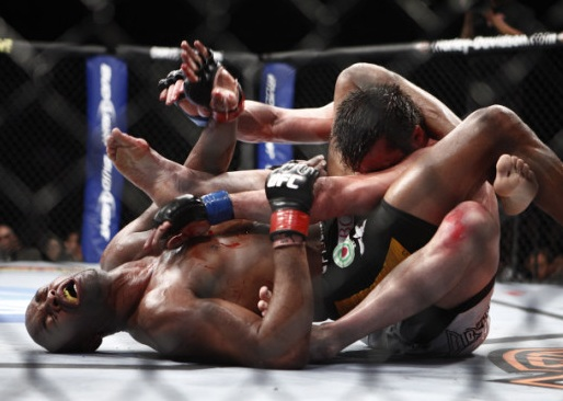 Best submissions in UFC of 2010