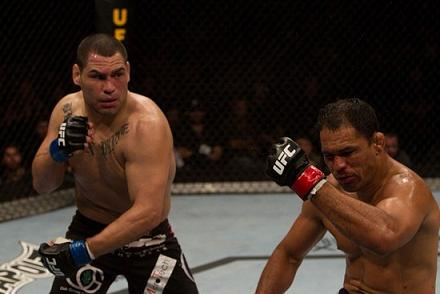 "Cain Velasquez: ""I felt there was something missing in wrestling"""