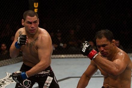 "Cain Velasquez: ""I felt there was something missing in wrestling"""