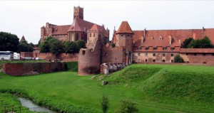 MMA in a medieval castle in Europe