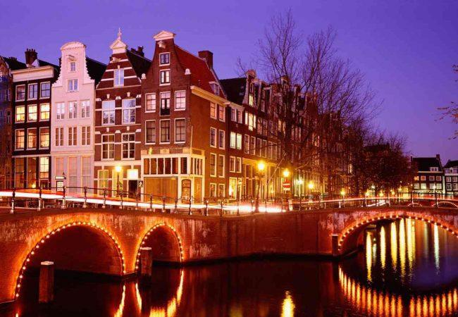 Conheça a Holanda e lute Jiu-Jitsu