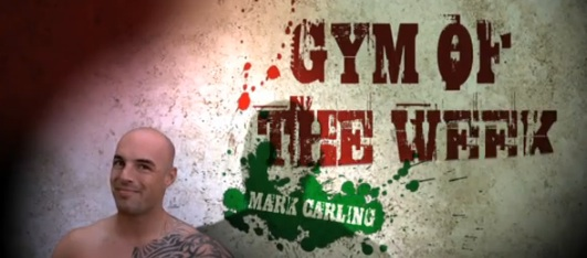 Andy Roberts BJJ the gym of the week