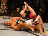 Armbar defense with BJ Penn