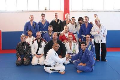 Pioneer Gargamel takes Jiu-Jitsu important step forward in Norway