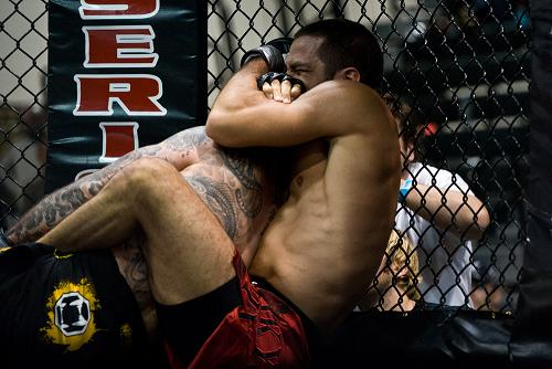 Watch Gregor Gracie's latest submission