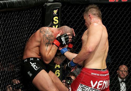 Mais uma vez, Maldonado confia nos punhos para o UFC