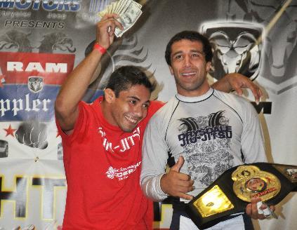 Sharpei and Lapela win in California