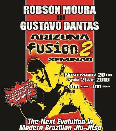 2nd Adult AZ Fusion & Kids Mini Fusion seminars with Gustavo Dantas & Robson Moura