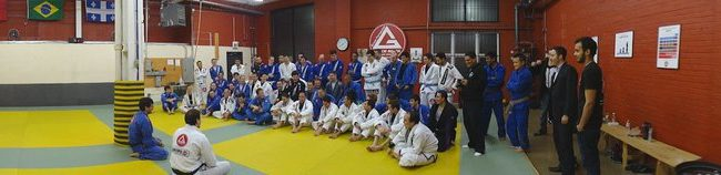 Roger Gracie at GB Montreal
