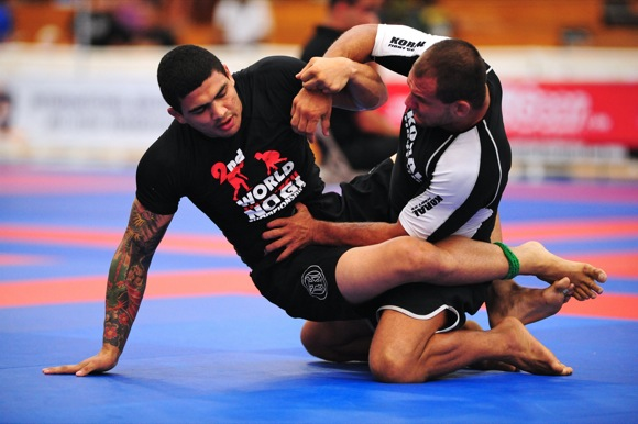 No-Gi Worlds: On fire, Cyborg takes absolute