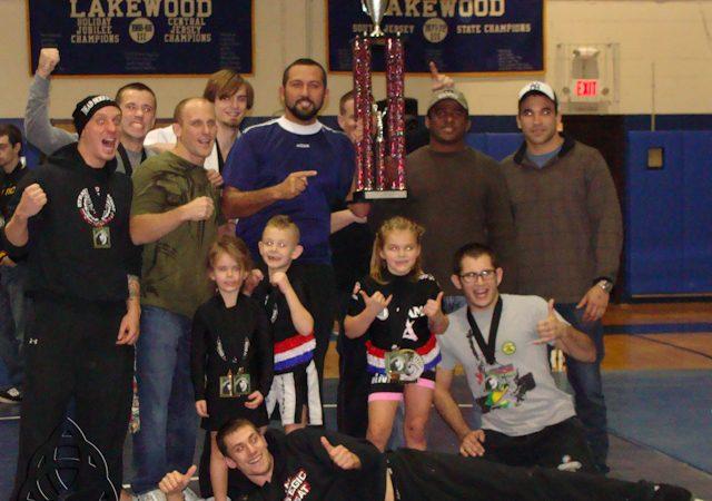 SAS champion in New Jersey