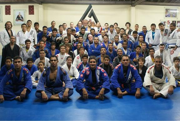 Gracie Barra PE celebrates South American Open