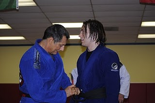 Learn from Alliance's newest black belt