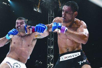 """Minotouro aposta em Shogun no UFC Natal: """"Se entrar uma bica é nocaute"""""""