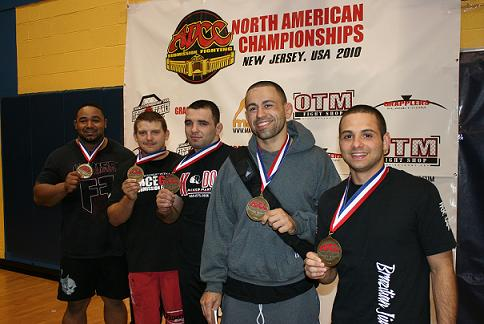 First American ADCC constestants qualified