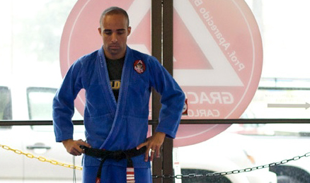 Black Belt Aparecido Bill