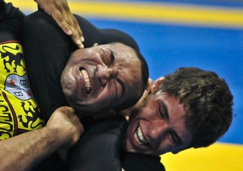 The party's starting in Abu Dhabi: find out who's in the No-Gi tourney