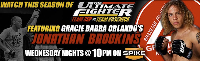 GB Orlando's fighter at TUF's semifinals